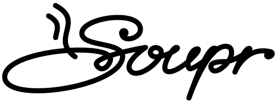 Soupr — for me, you & everyone…